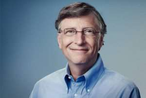 Bill Gates Doesn't Like Ctrl-Alt-Del