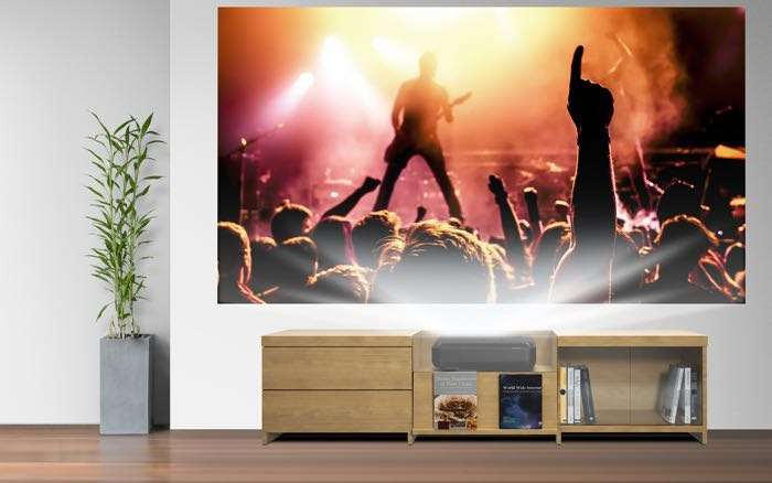 Epson Launches Short Throw Projector Costing $3000