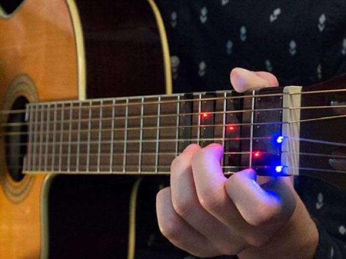 FRETX Smart Guitar Learning Device