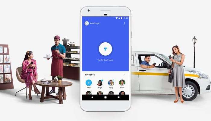 Google Launches UPI Based Payment App 'Tez'
