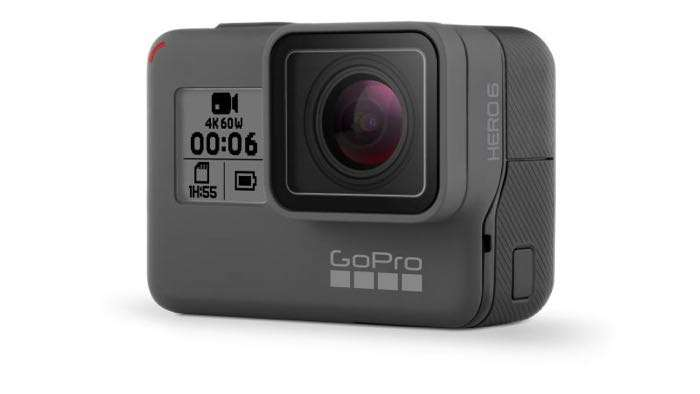 GoPro 6 Black Action Camera Gets A Rs 45000 Price Tag