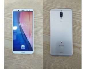Huawei G10 Photos Spotted in the Wild