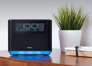 iHome Alexa Alarm Clock Launching Soon For $149