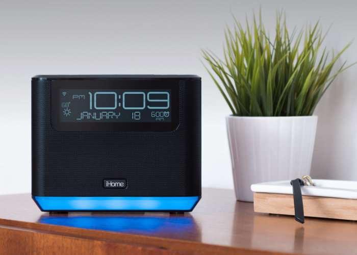 iHome Alexa Alarm Clock