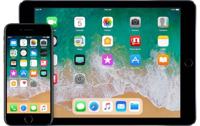 Apple releases the ninth developer betas of iOS 11 and tvOS 11