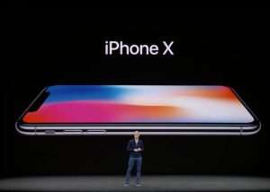 Apple iPhone X Officially Unveiled From $999 With OLED Super Retina Display