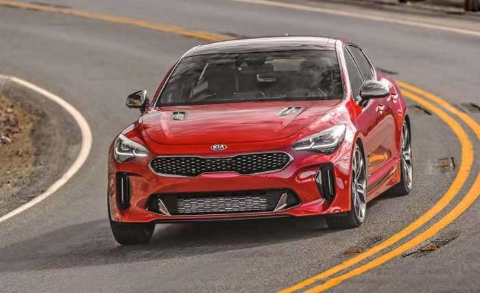 The 2018 Kia Stinger Will Cost $52595 Fully-Loaded