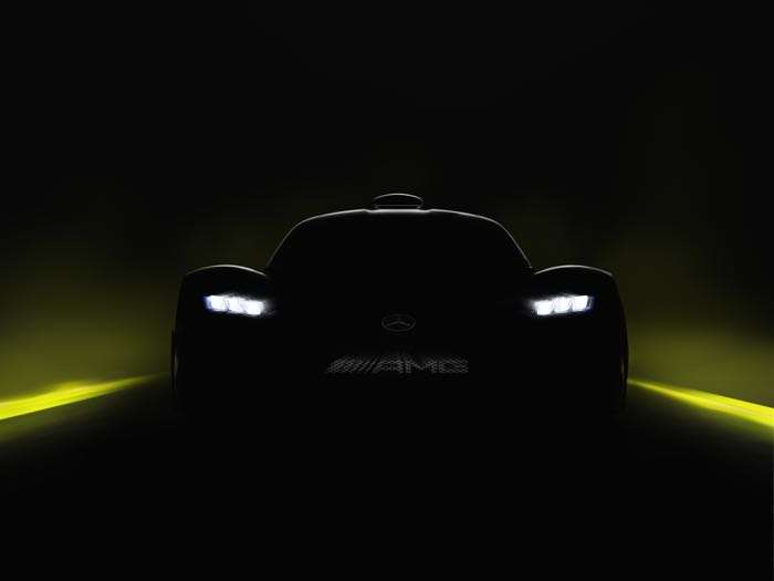Confirmed: Mercedes-AMG Project One Hypercar Wiil Debut At Frankfurt Motor Show