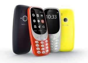 Nokia 3310 3G Version Announced