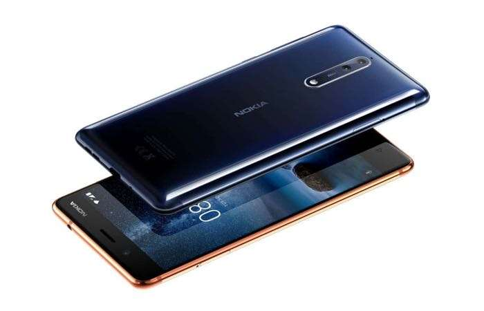 Nokia 8 vs Nokia 6: Specifications comparison