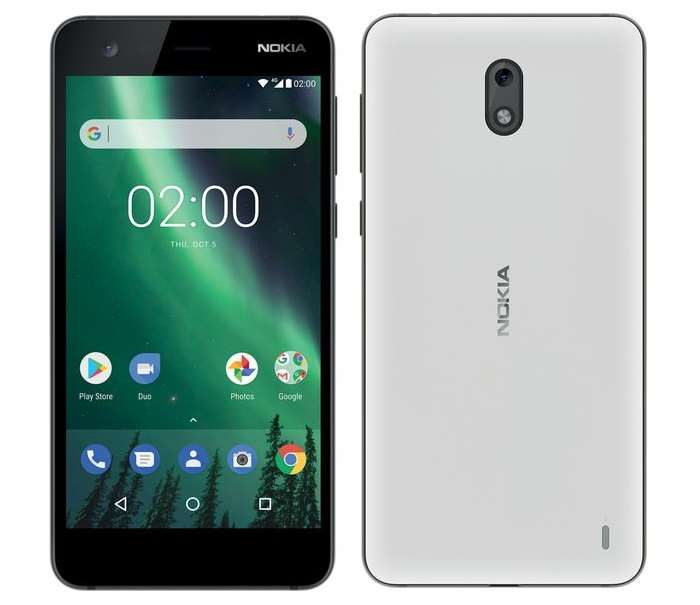 Nokia 2 budget smartphone with huge 4000mAh battery sighted on FCC