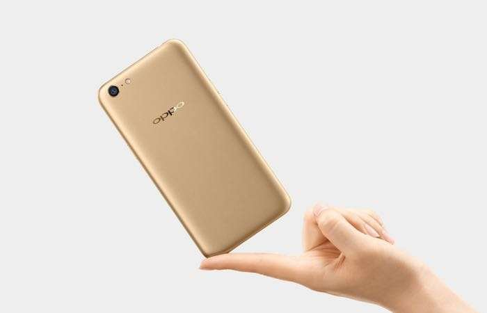 Oppo A71 quietly launched with octa-core CPU, 13MP camera