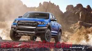 Could This Be What the Ford Ranger Raptor Looks Like?!