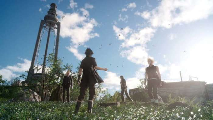 Final Fantasy 15 Development to Carry On Through 2018