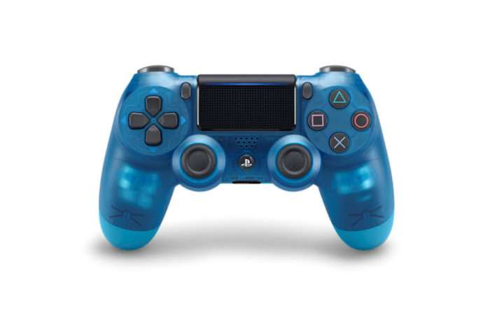 The Translucent PS4 Controllers Are Back