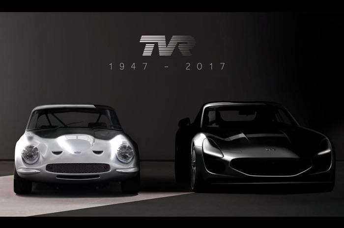 New TVR Griffith Gets Official