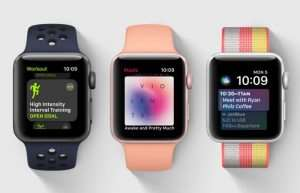 Apple's watchOS 4 Software Update Released (Video)
