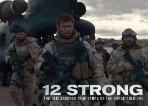 12 Strong Movie Starring Chris Hemsworth