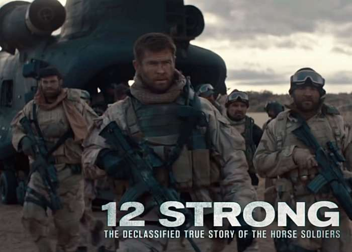 12 Strong Movie Trailer