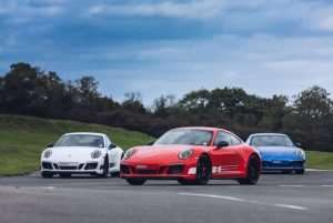 British Legends Edition Porsche 911 Carrera 4 GTS Unveiled (Video)