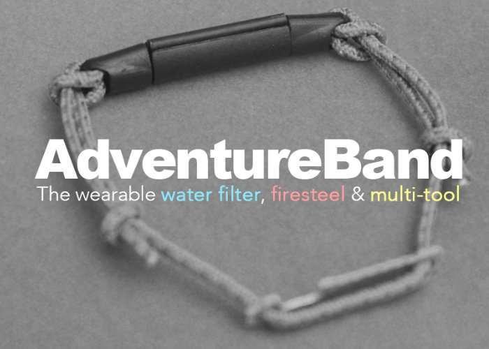 AdventureBand Survival Bracelet