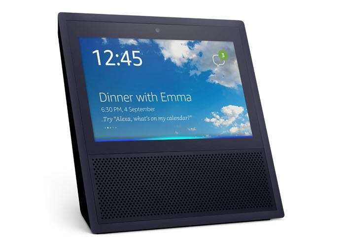 Amazon Echo Show Is On Sale for First Time Ever