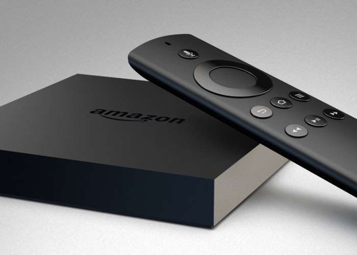 Existing Amazon Fire TV
