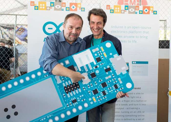 Arduino Announces ARM Partnership