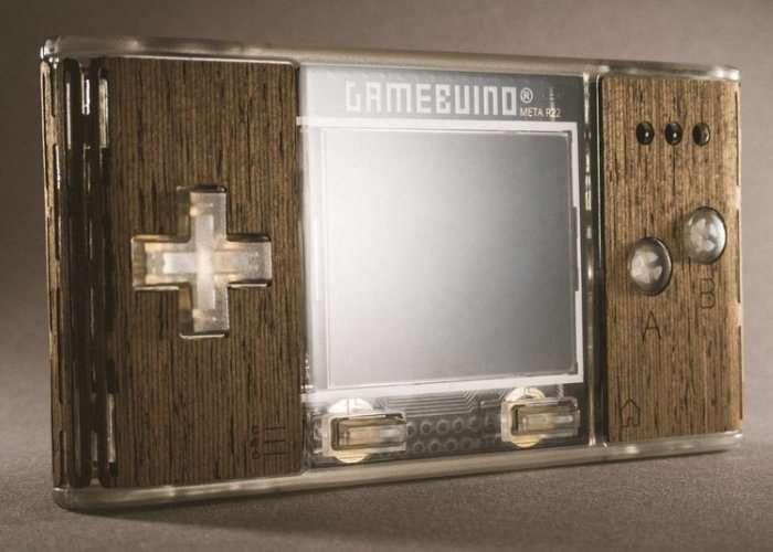 Arduino Retro Handheld Games Console