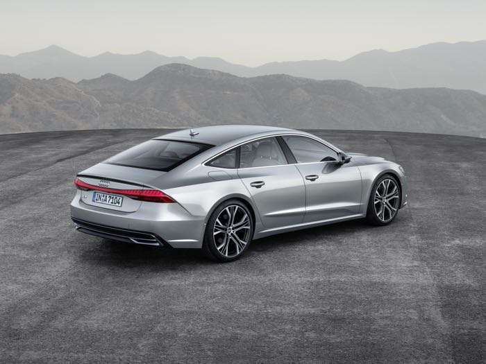 New Audi A Sportback Gets Official Geeky Gadgets - Audi official