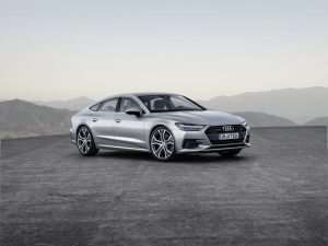 New Audi A7 Sportback Gets Official