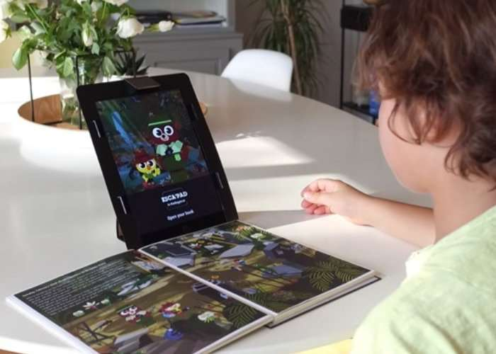 Augmented Reality Children Books