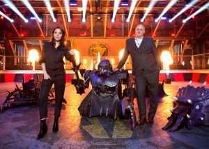 BBC Robot Wars Returns October 22nd 2017