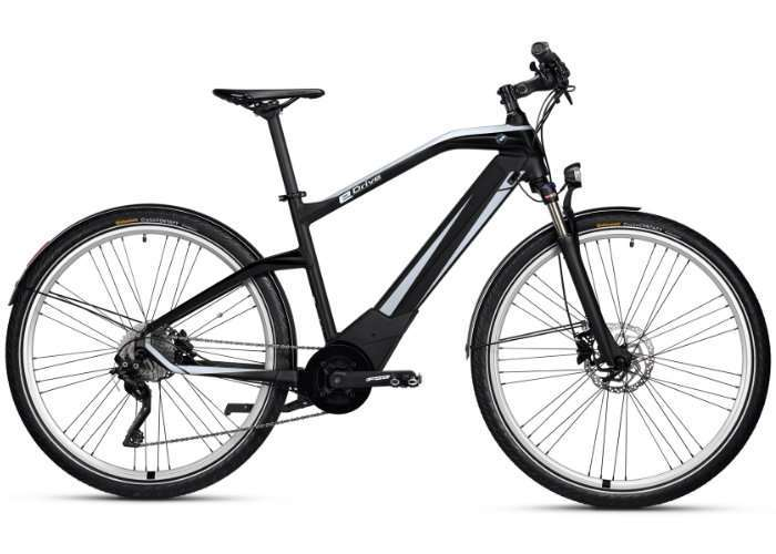 BMW Active Hybrid e-Drive Electric Bike