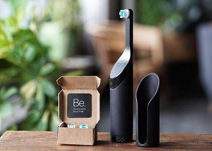 Battery-Free, Powered Toothbrush