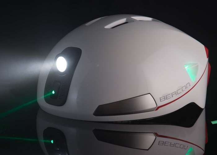 Beacon Smart Cycling Helmet