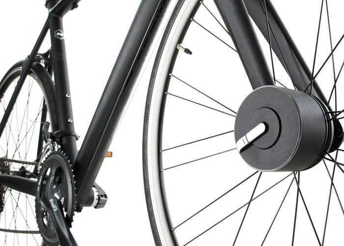 Bisecu Smart Bike Lock