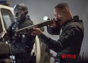 Bright Netflix Original Film Starring Will Smith, Second Trailer Released