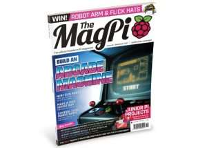 Build A DIY Raspberry Pi Arcade Cabinet With MagPi Issue 63