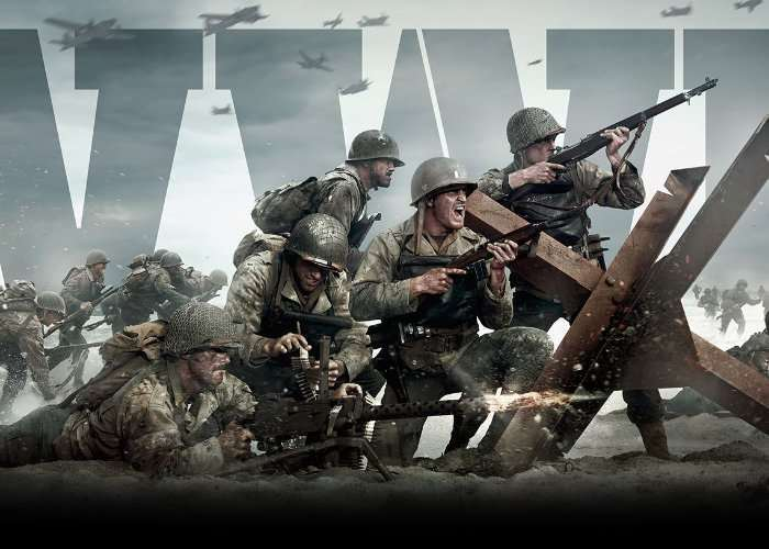 WWII live-action trailer suggests you 'get your squad back together'