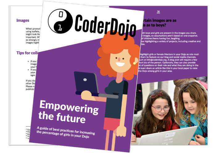 CoderDojo Foundation Girls Initiative