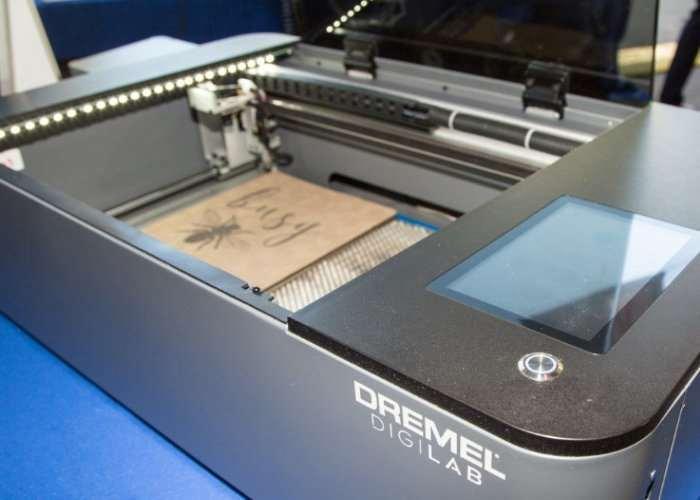 Dremel DigiLab Laser Cutter