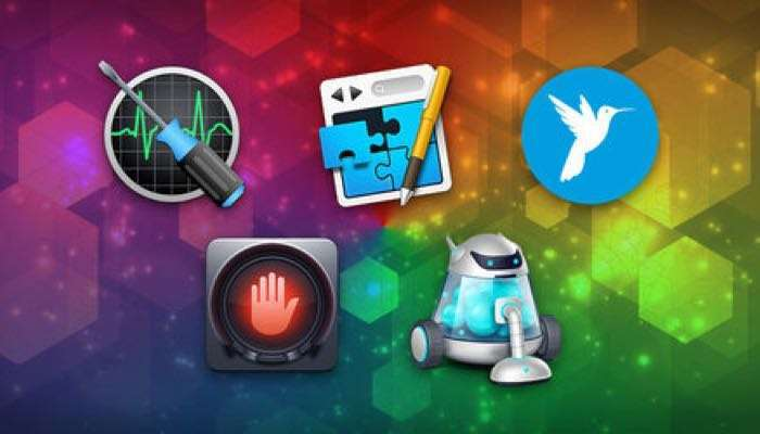 Fab 5 Mac App Bundle