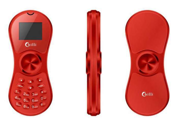 Fidget Spinner Mobile Phone