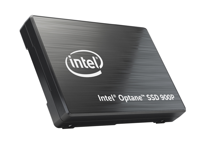 First Intel Optane SSD Hardware