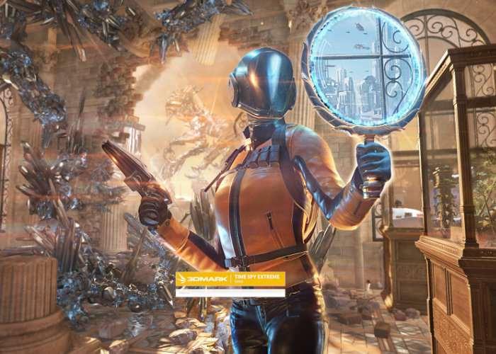 Futuremark 3DMark Time Spy Extreme Benchmark