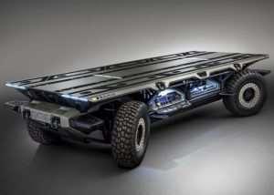 GM Surus Autonomous Truck Offers A Delivery Range Of 400 Miles