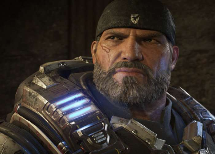 Gears of War 4 Xbox One X Enhanced