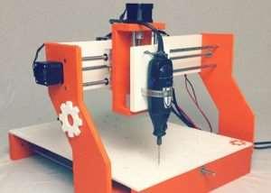 Geartronic Desktop CNC Milling Machine