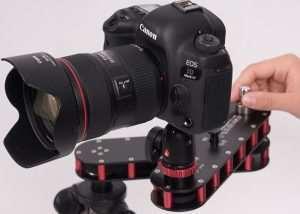 GlideArm 2 Linear Panning Solution For DSLR Cameras
